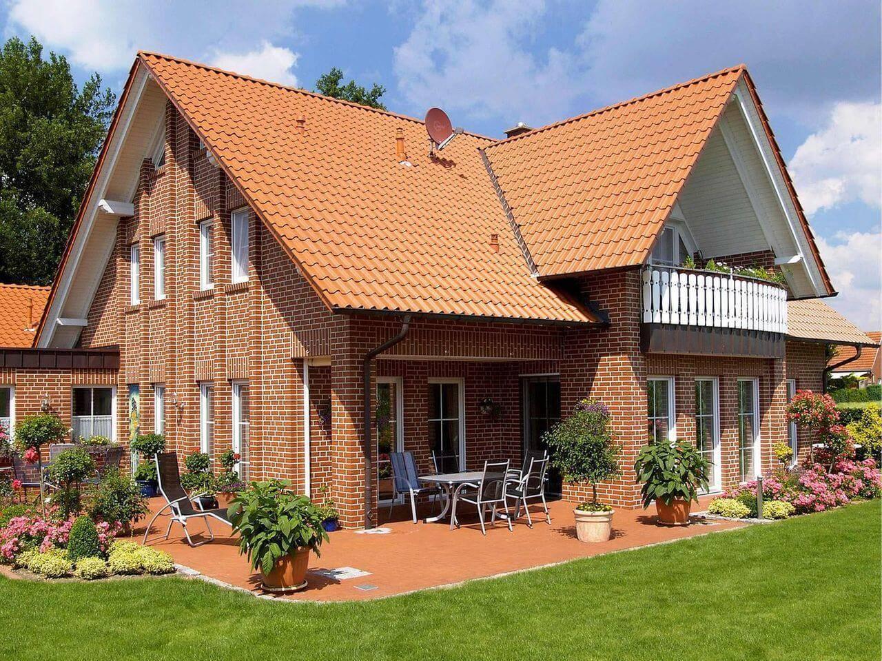Технология строительства кирпичного дома: важные моменты (фото)