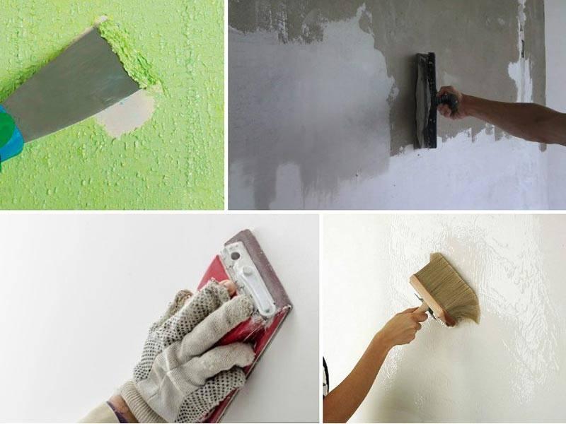 Чем покрасить потолок в квартире — технология покраски