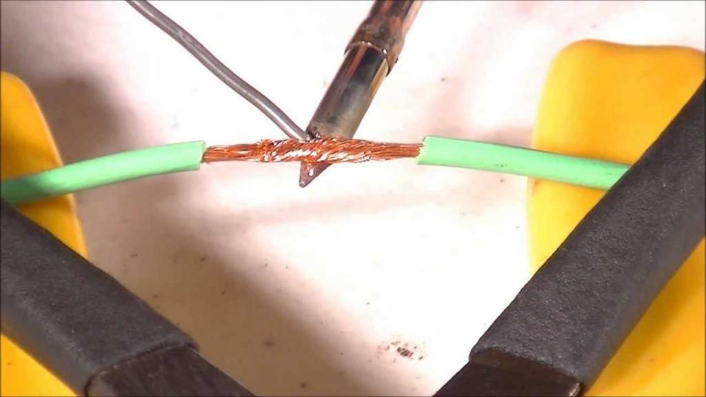 Как правильно спаять провода: выбор паяльника, флюса и секреты качественной пайки