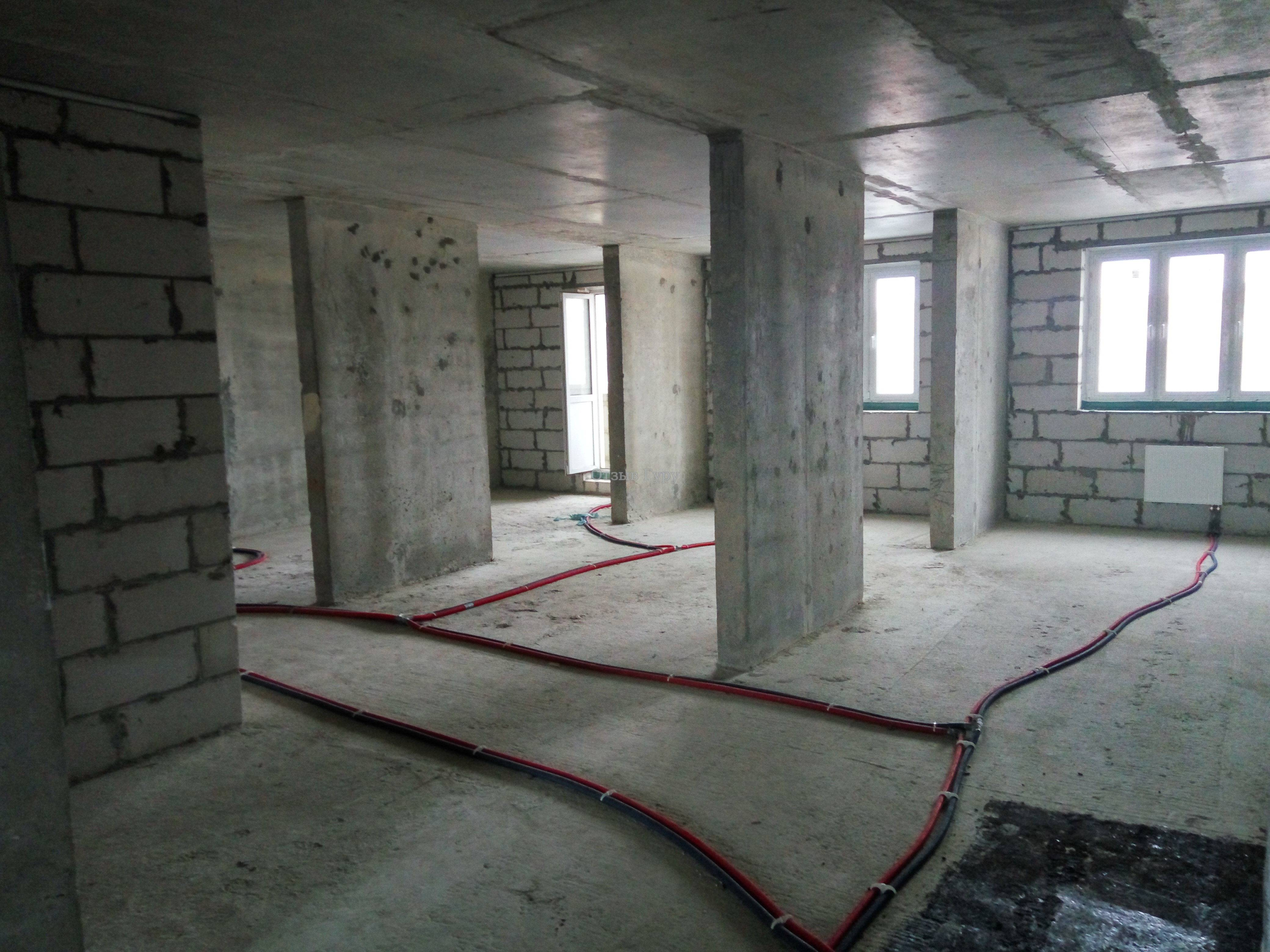 Последовательность ремонта квартиры в новостройке: план, порядок, этапы