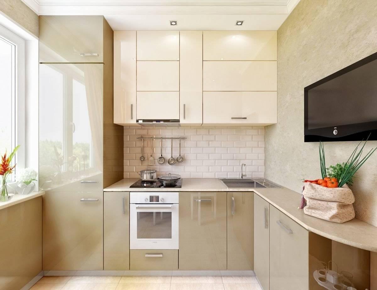 Дизайн кухни 9 кв. м в панельном доме (91 фото): тонкости осуществления ремонта и примеры интерьера кухни 9 квадратных метров, особенности планировки кухни 9 квадратов