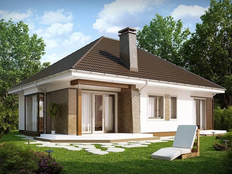 Этапы строительства одноэтажного дома