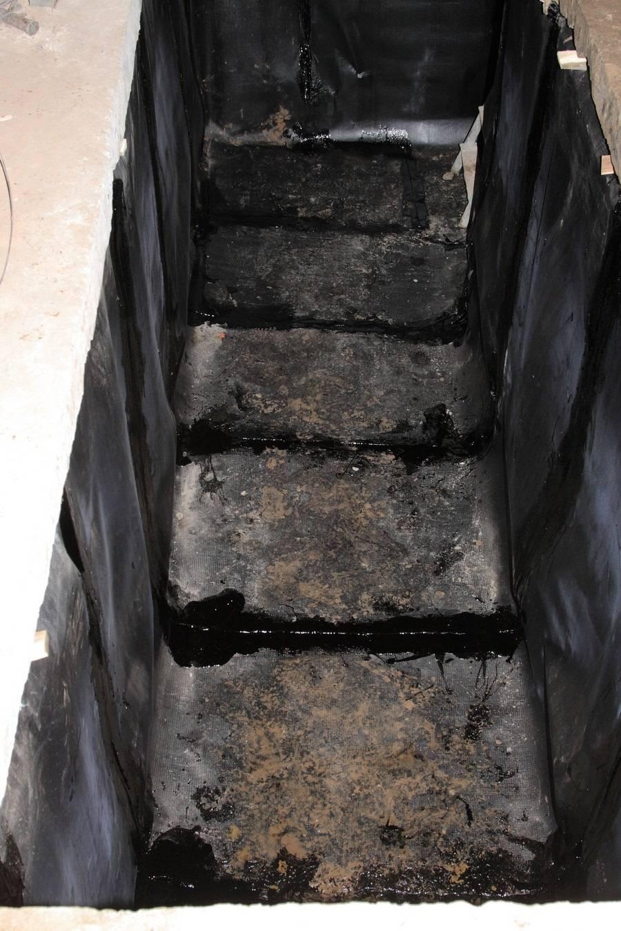 Смотровая яма в гараже своими руками: размеры и как сделать на участке с грунтовыми водами