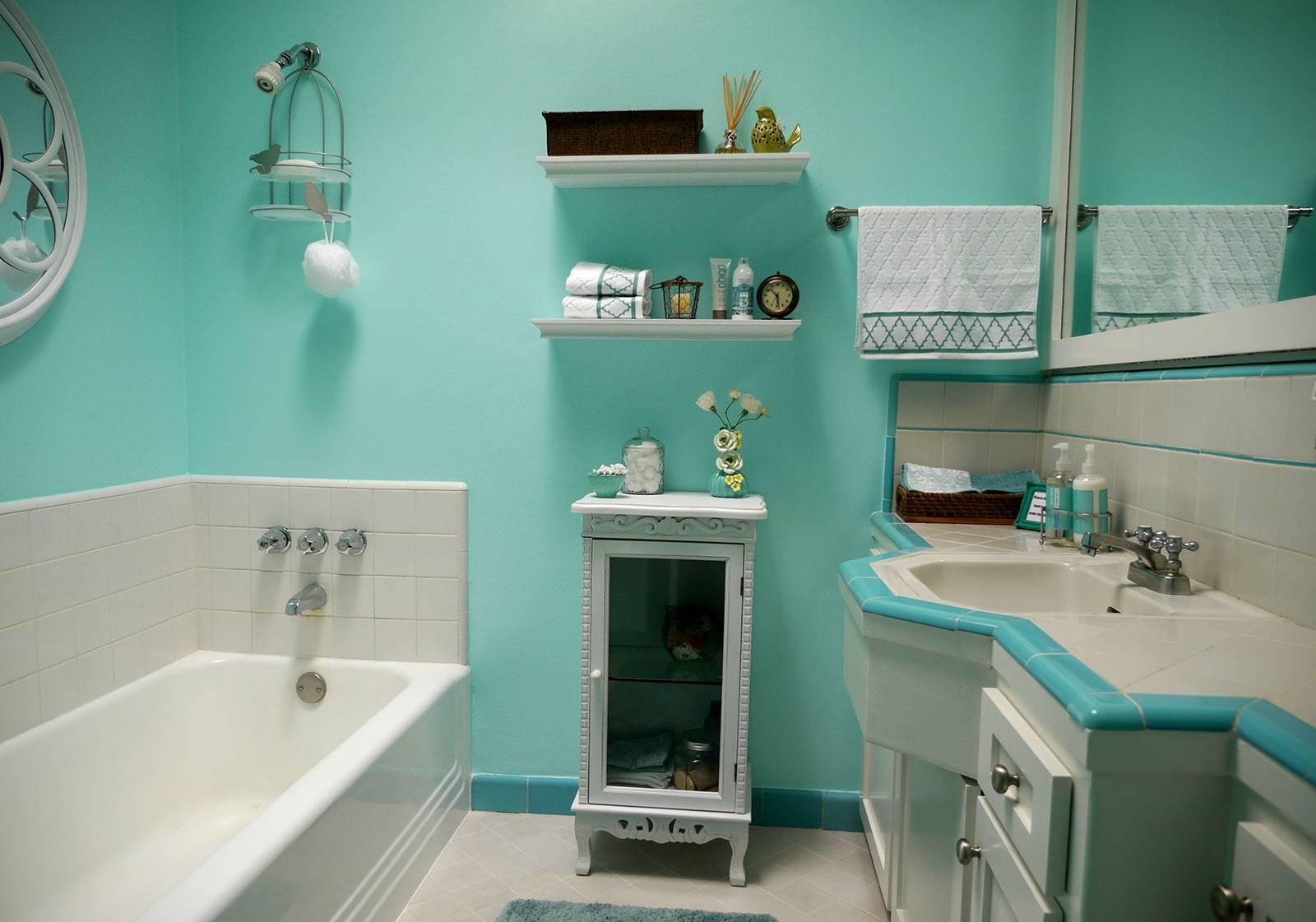 Краска для плитки в ванной, как и чем покрасить кафельную плитку (фото, видео)