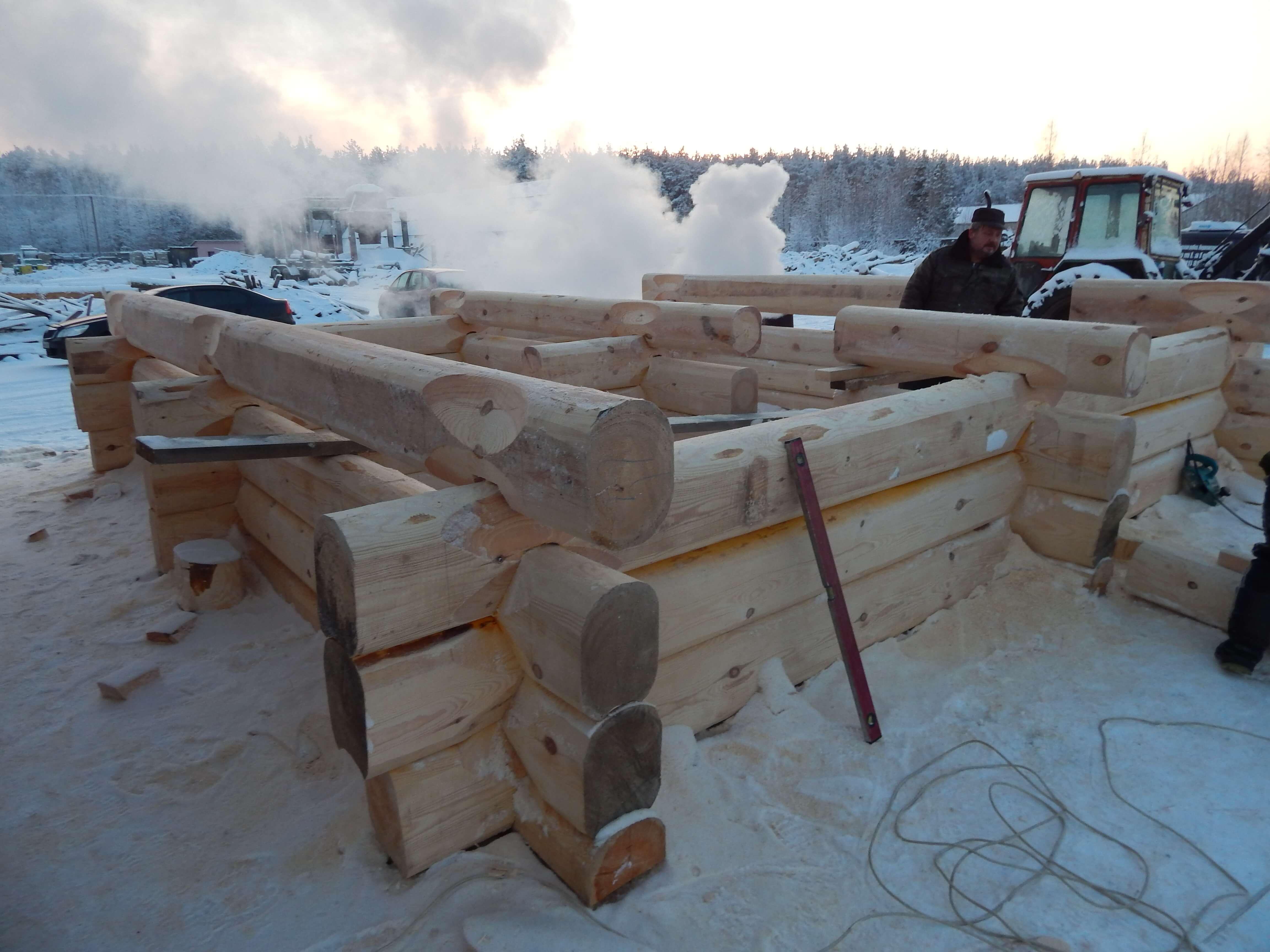 Норвежская рубка. преимущества и недостатки лафета. | полезные материалы