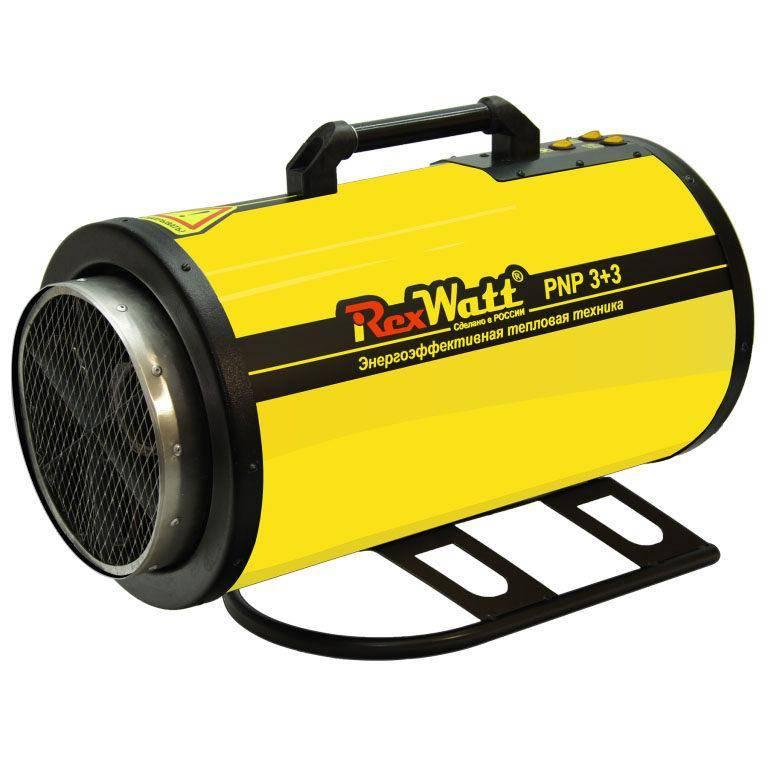 Инструмент для натяжных потолков: пушка газовая для монтажа тепловая и оборудование