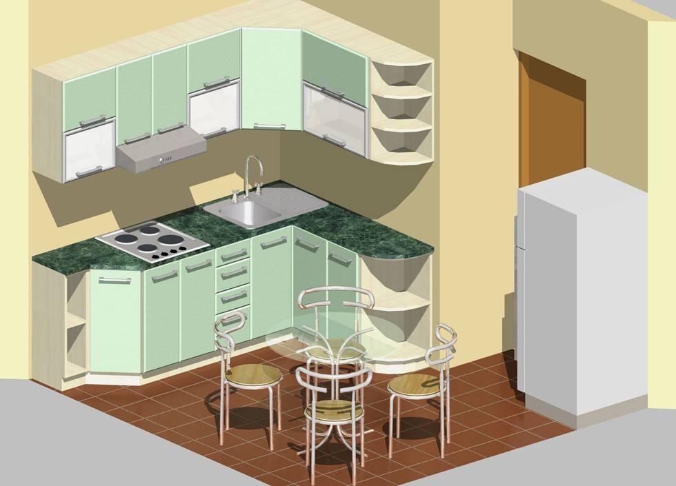 Сделай дизайн-проект кухни самостоятельно