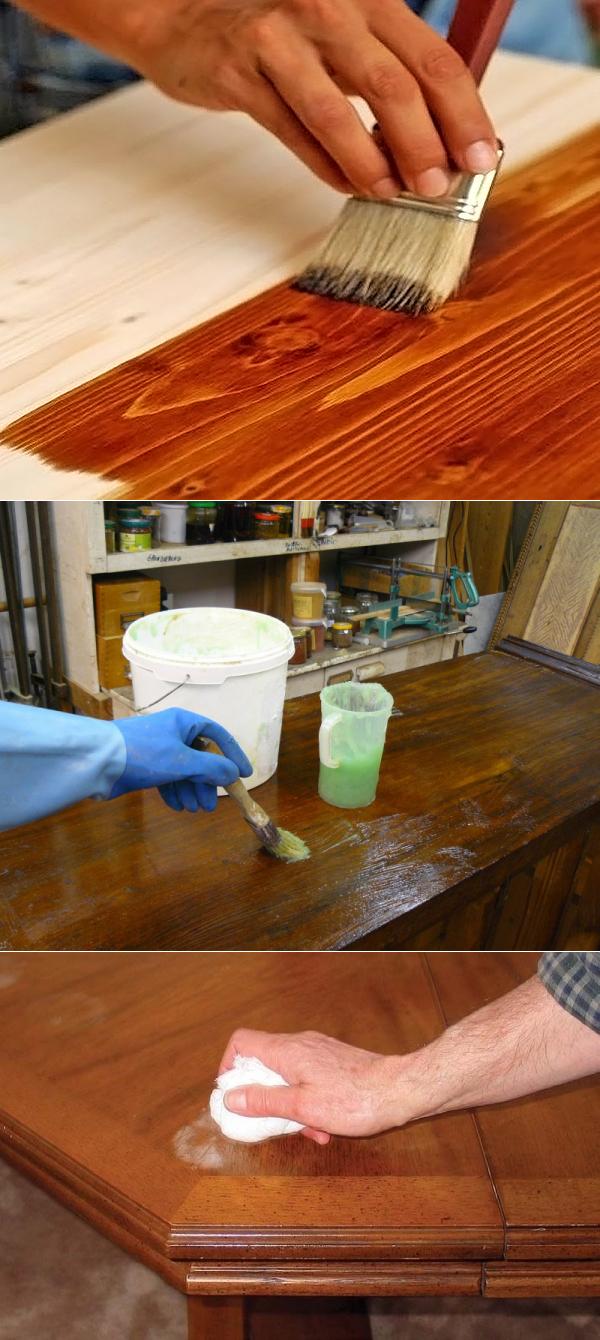Уход за полированной мебелью в домашних условиях | дом мечты