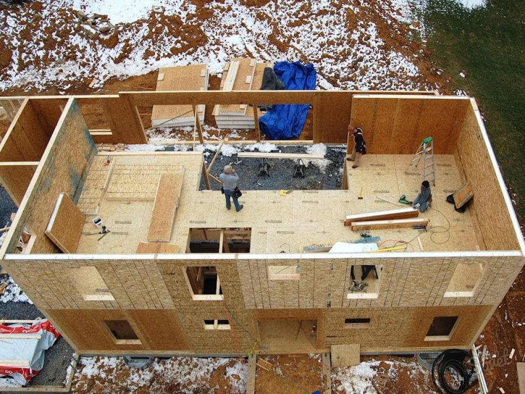 Строительство каркасных домов по канадской технологии под ключ: проекты, отзывы