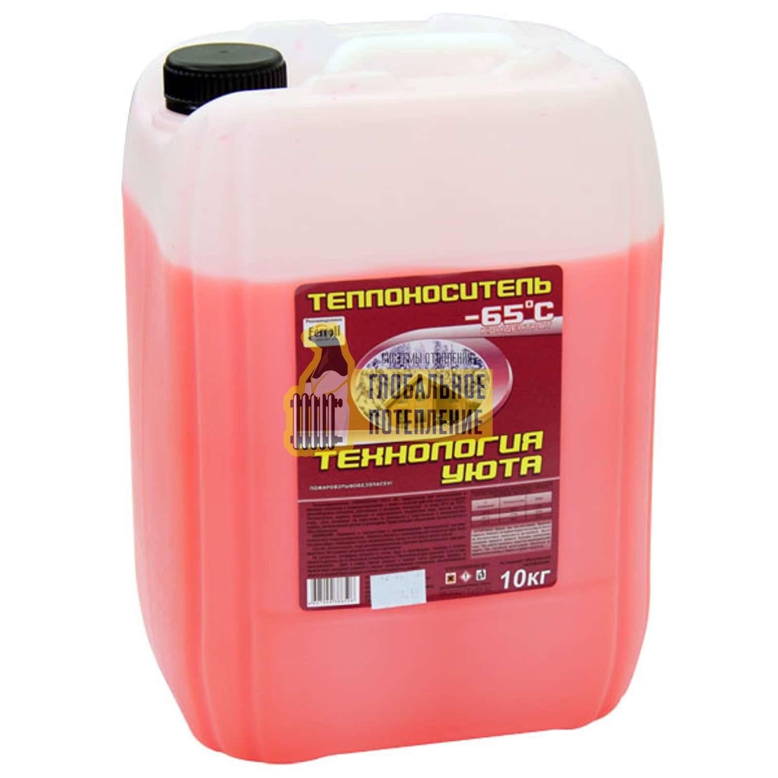 Циркуляционный насос для отопления с антифризом