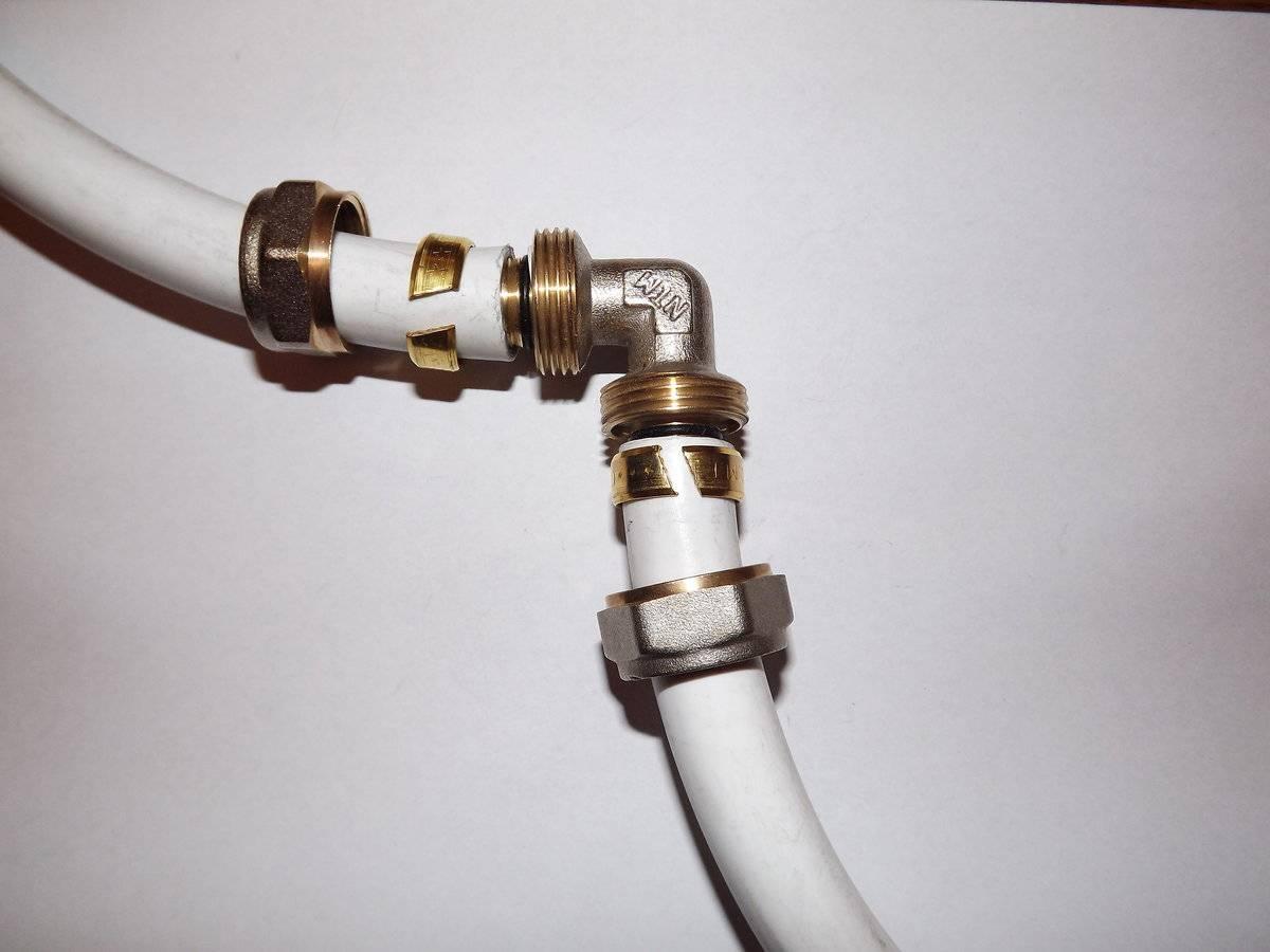 Пресс-клещи для металлопластиковых труб: соединение и монтаж, как соединять изделия своими руками