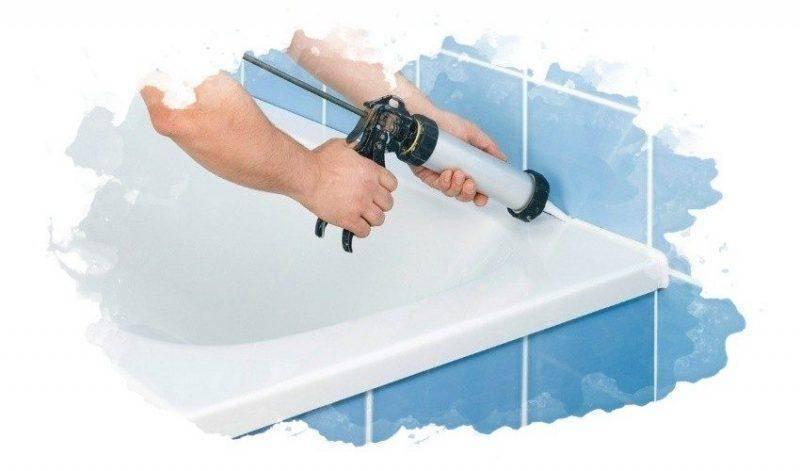 Герметик для ванны: какой лучше справится с гидроизоляцией?