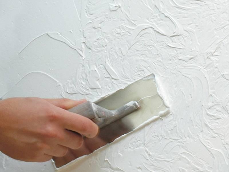 Декоративная штукатурка: способы нанесения своими руками для простой, иной фактуры, виды, механизированная и обычная покраска, смесь с песком для подготовки стен
