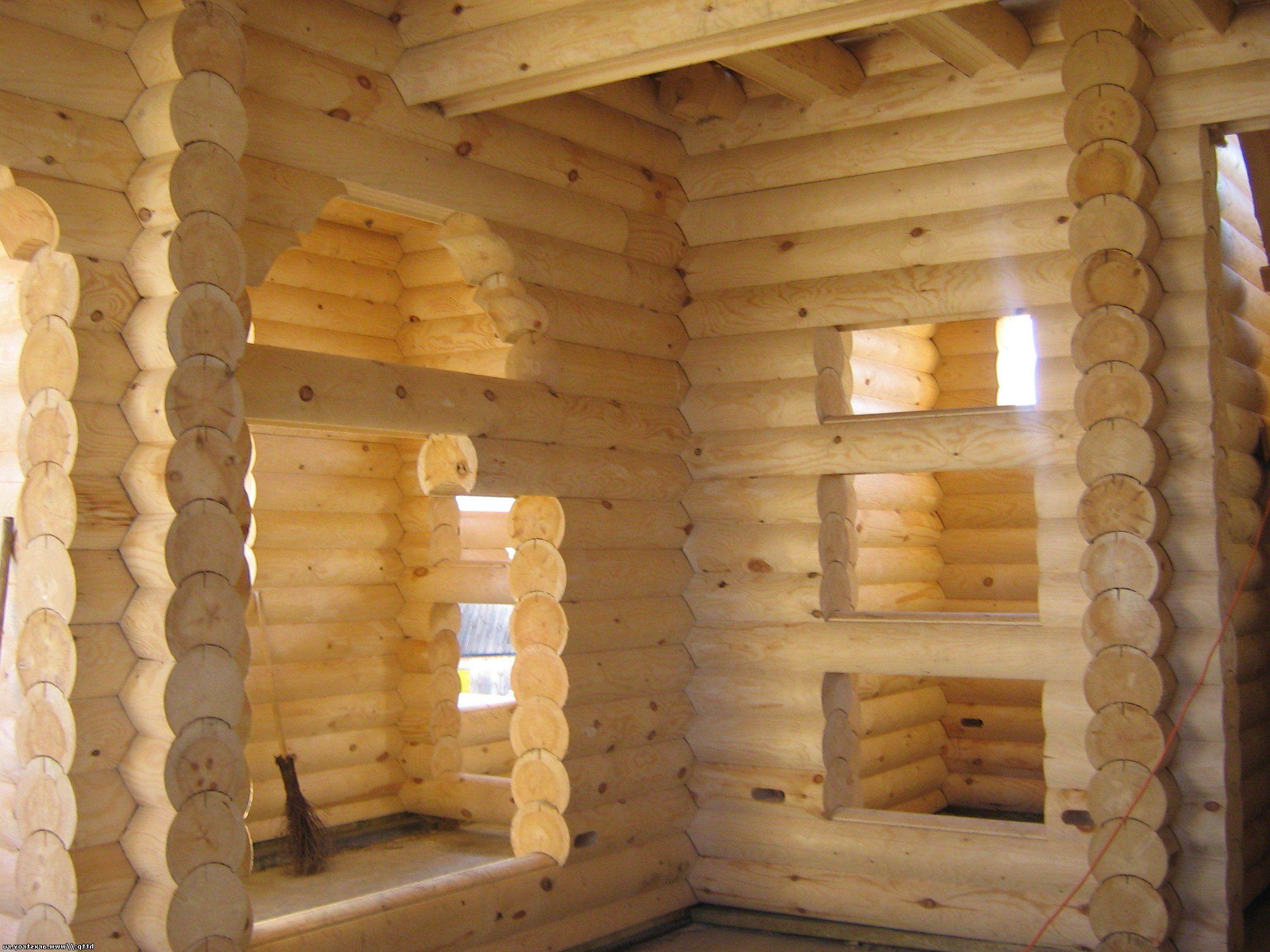 Минусы домов из оцилиндрованного бревна: основные недостатки популярной технологии