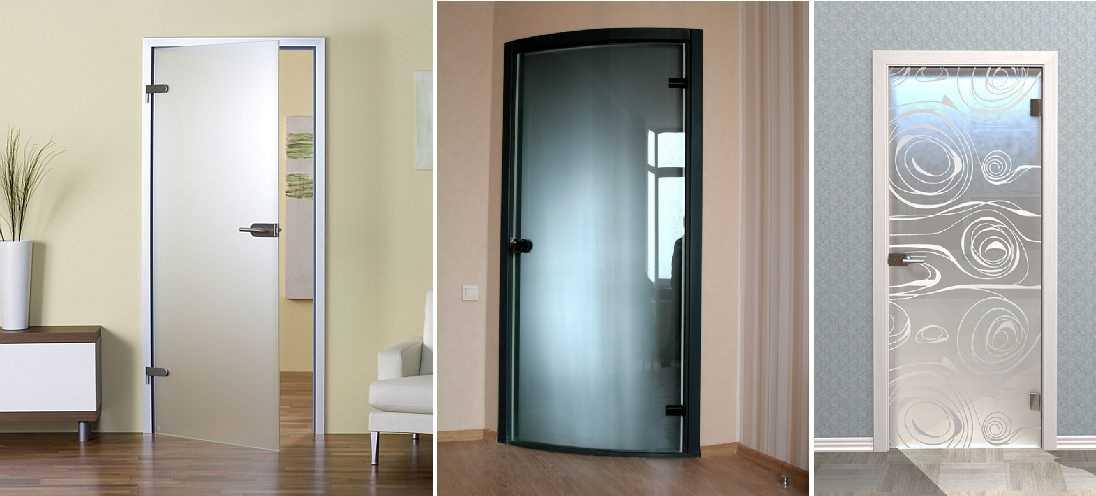 Межкомнатные двери со стеклом венге, белые или черные, распашные двустворчатые с рисунком и раздвижные ламинированные, красивые классические образцы из массива
