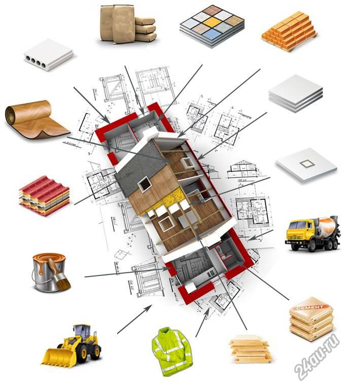 Сравнение новых технологий строительства частных домов своими руками, лучшие материалы и инструменты