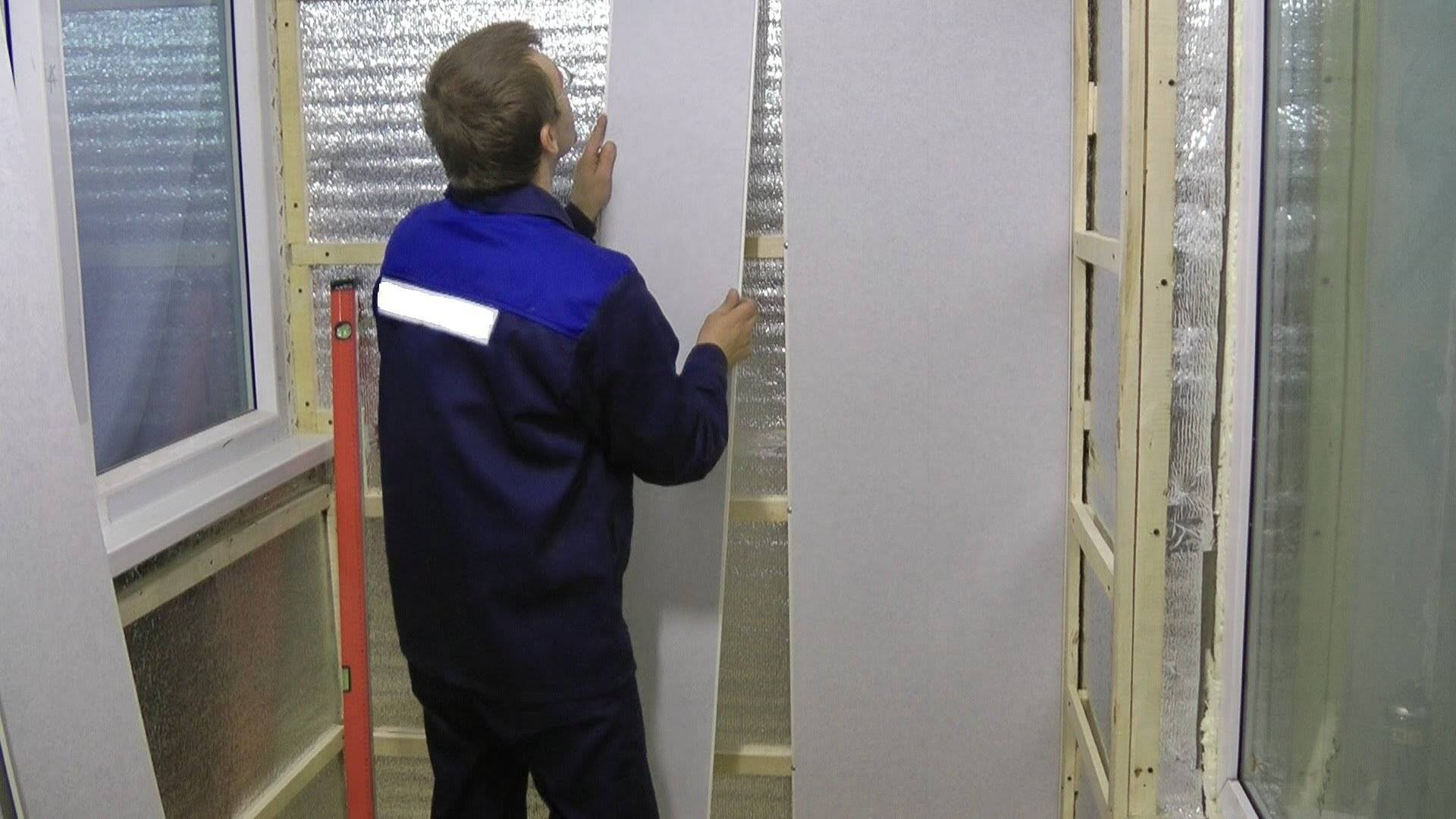 Пластиковые панели для стен, как крепить и на что клеить