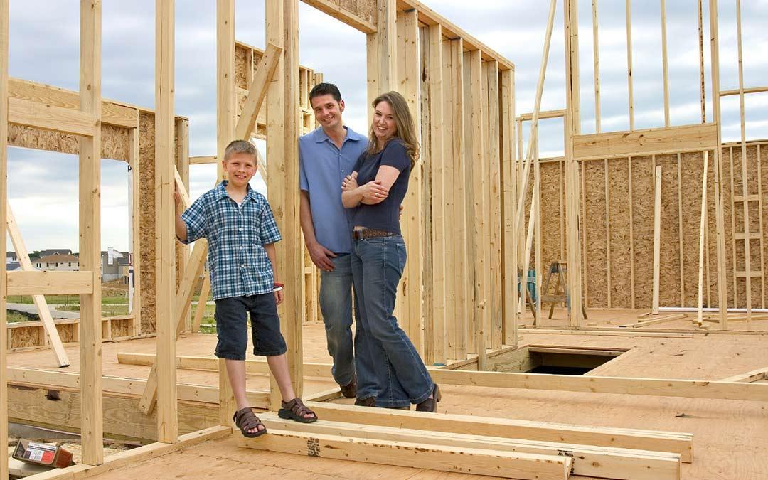 Как дешево построить дом своими руками и быстро