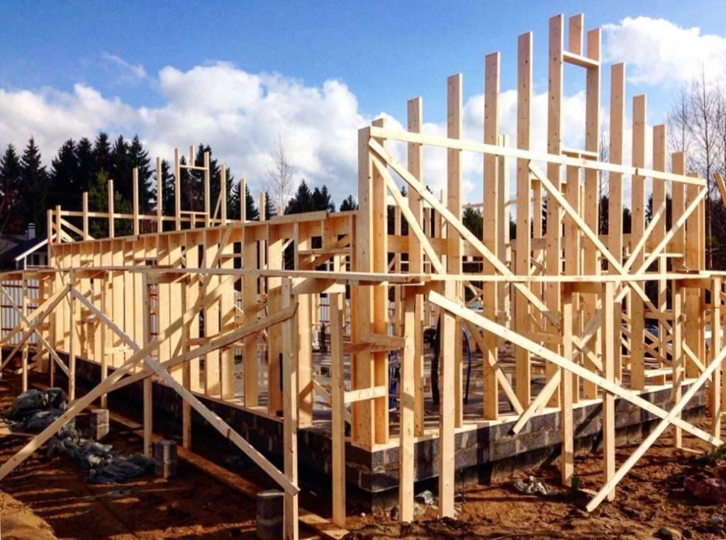 Строительство домов в скандинавском стиле своими руками