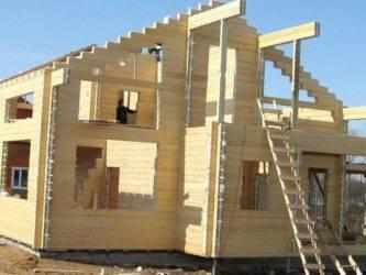 Сравнительная характеристика: жилые дома из бруса или из пеноблоков