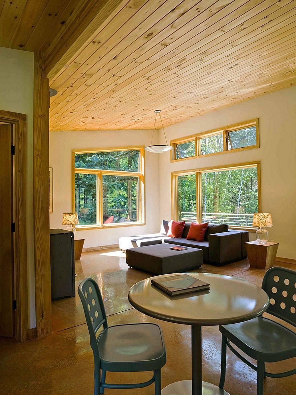 Какой сделать потолок на кухне: варианты отделки эконом класса
