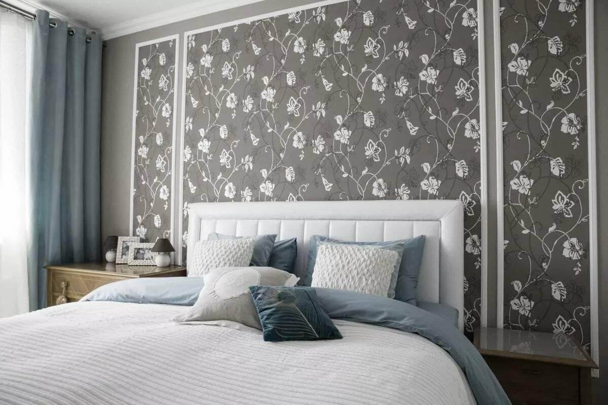 Какие обои выбрать для спальни: выбираем по качеству, палитре и дизайну