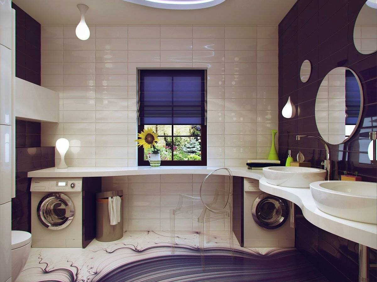 Декор ванной комнаты: выбор сантехники, советы