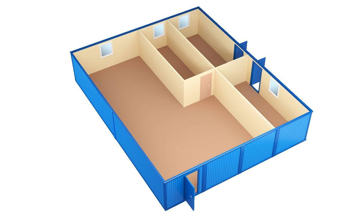 Обзор модульных домов: особенности строительства, плюсы и минусы