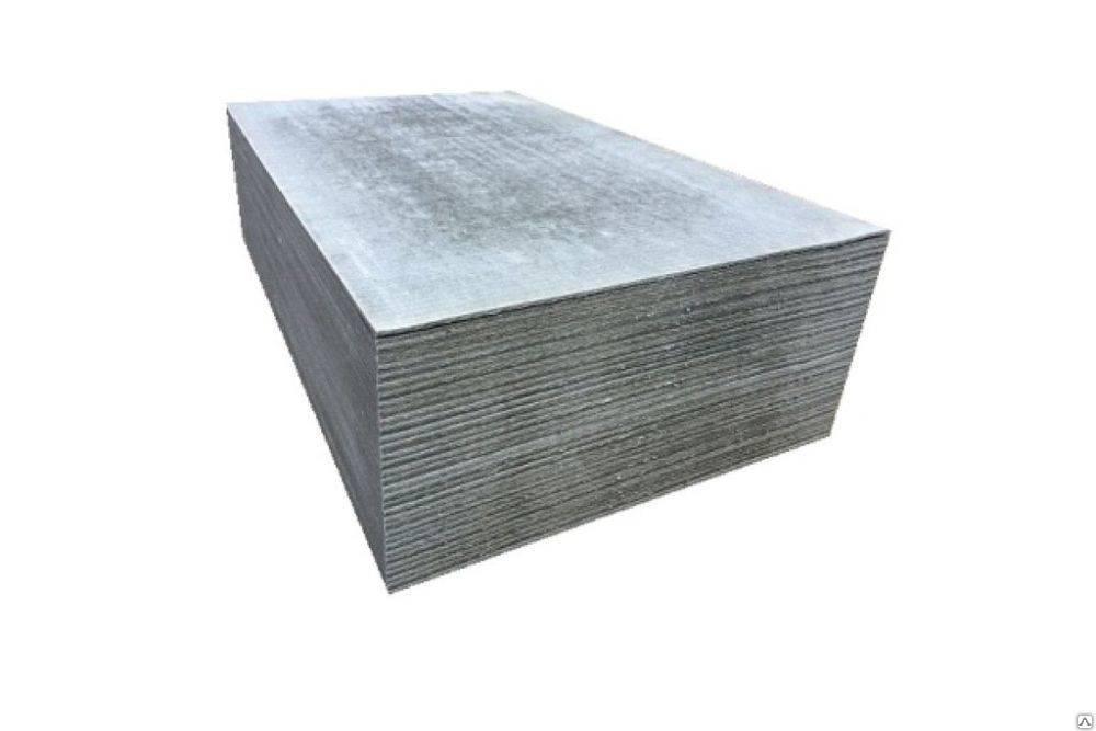 Шифер листовой плоский: размеры и технические характеристики