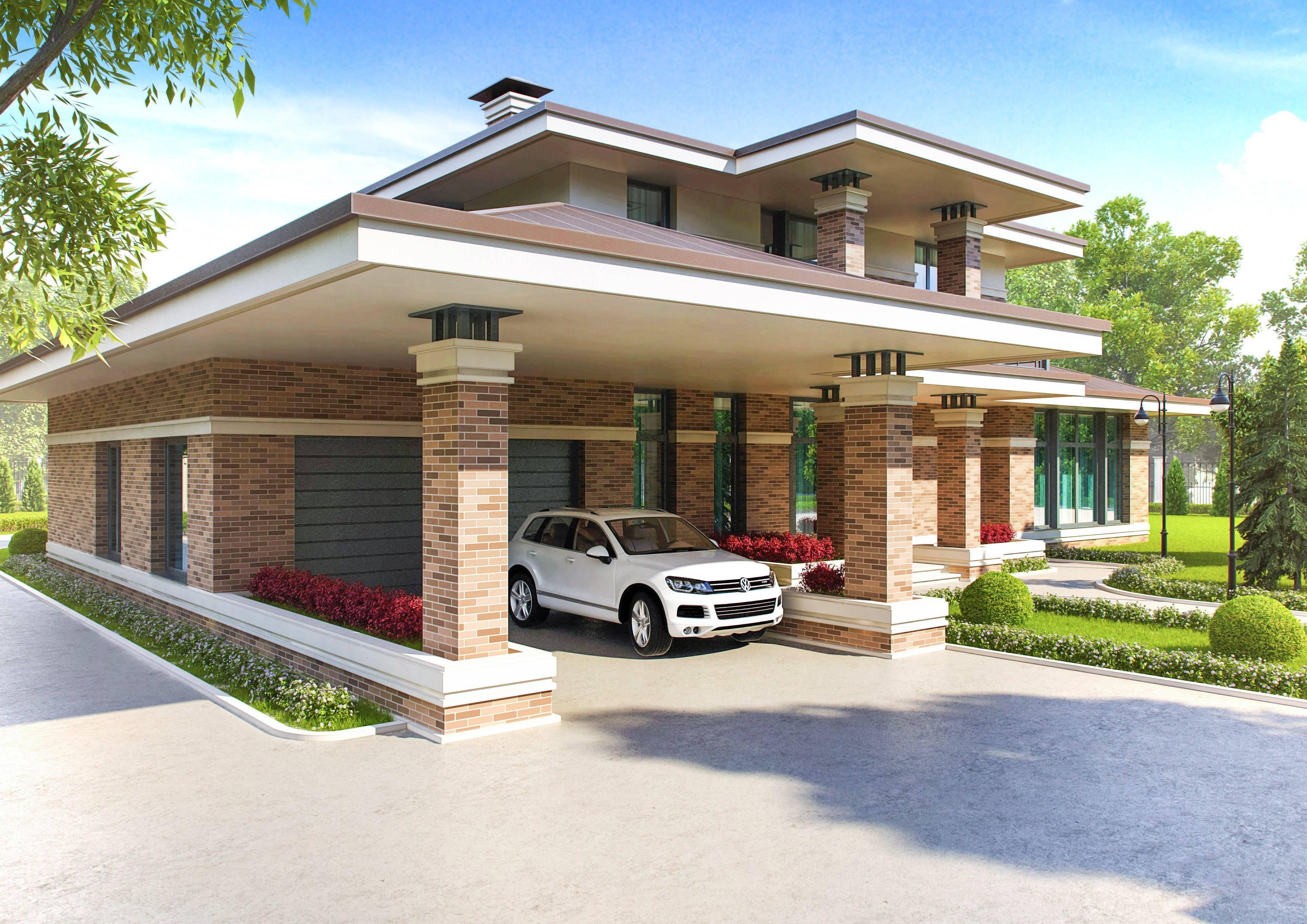 Монолитное строительство - строительство загородных домов и коттеджей под ключ в москве и московской области
