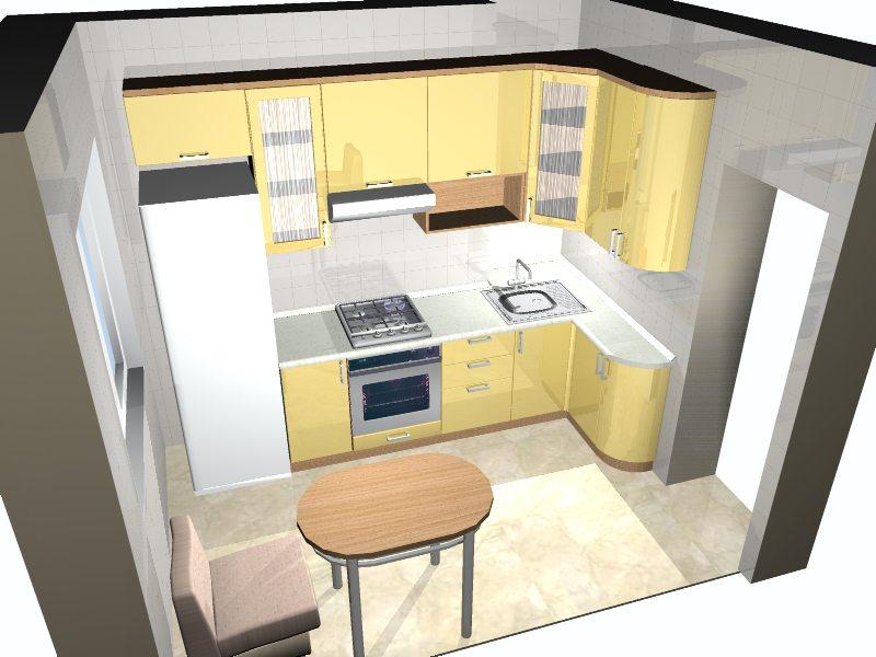 Дизайн кухни-столовой: 75 современных идей и вариантов планировки