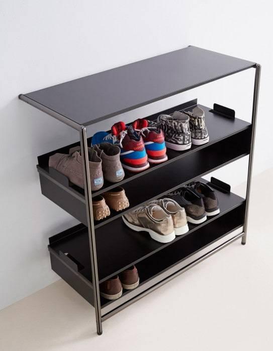 Выбираем шкаф для обуви в прихожую: какой должен быть
