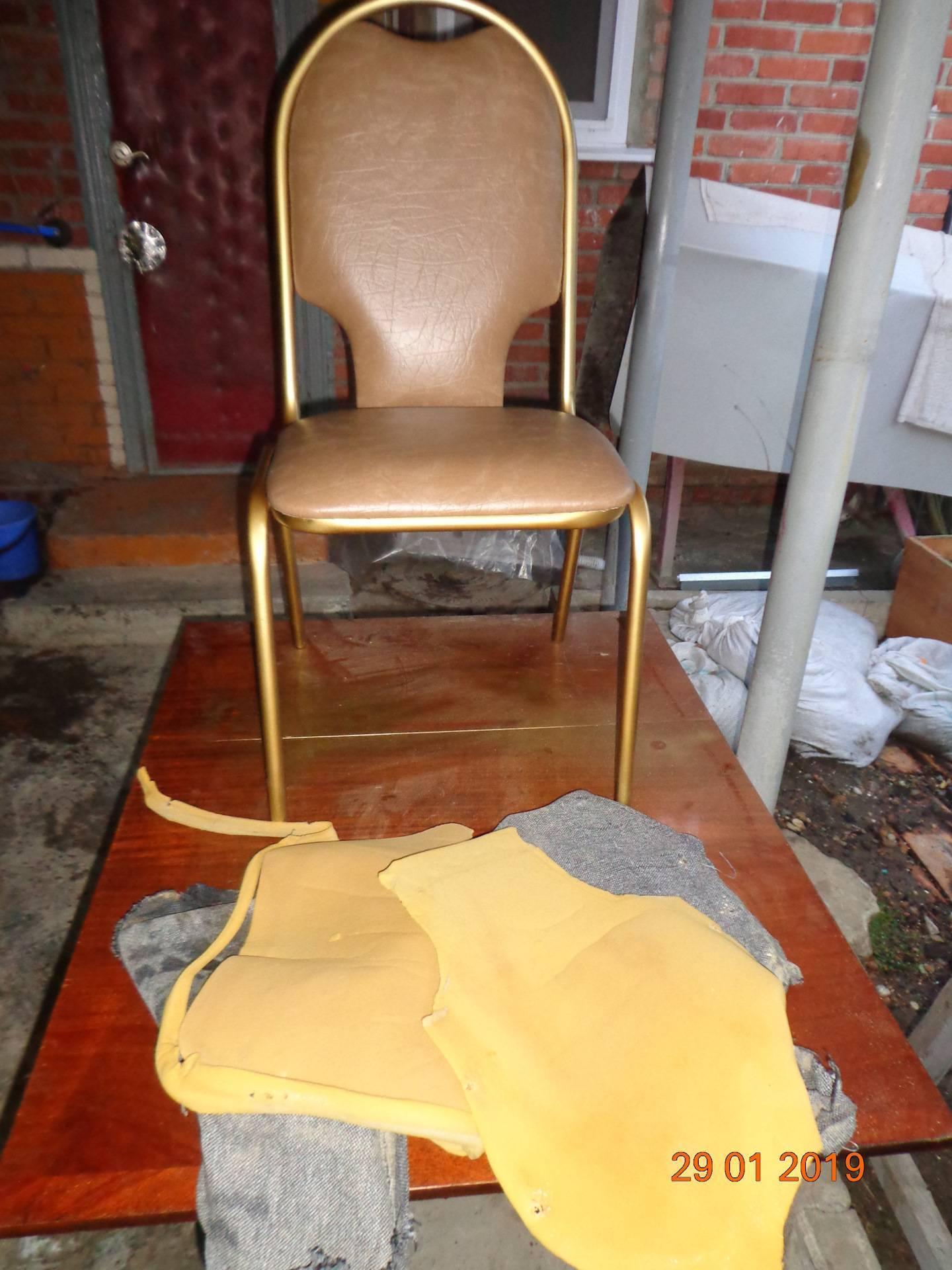 Перетяжка стульев – подбор материалов, обзор вариантов дизайна и инструкция по реализации (115 фото)