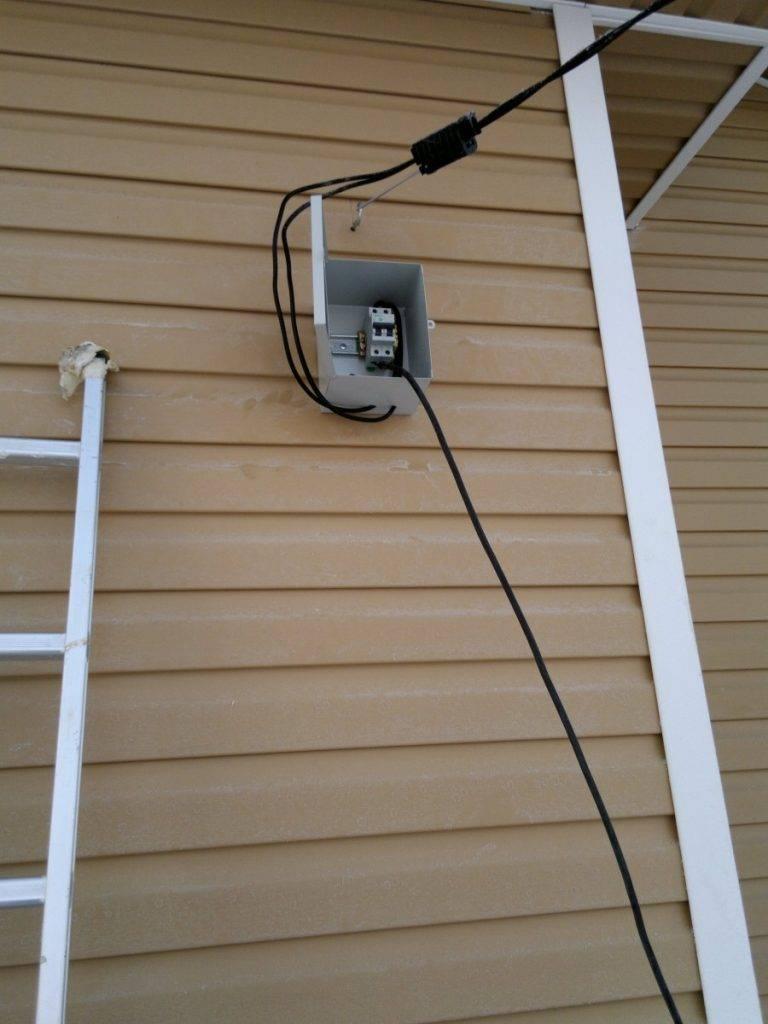 Как провести электричество на участок: свет на дачный участок, какие документы нужны для подключения, без дома, ижс