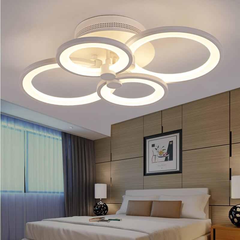 Выберите себе правильную светодиодную люстру на натяжной потолок