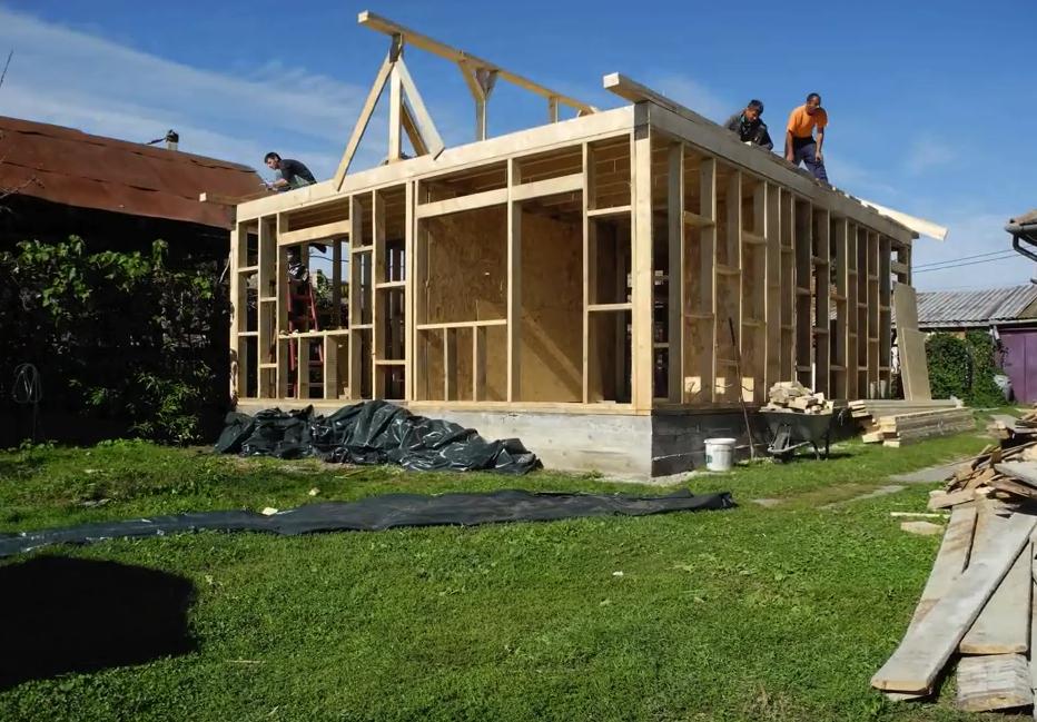 Каркасный дом по финской технологии своими руками - всё о строительстве