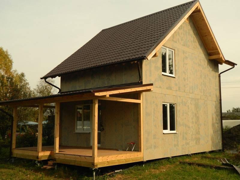 Строительство дачного домика: 95 фото простых проектов и современных идей для дачи