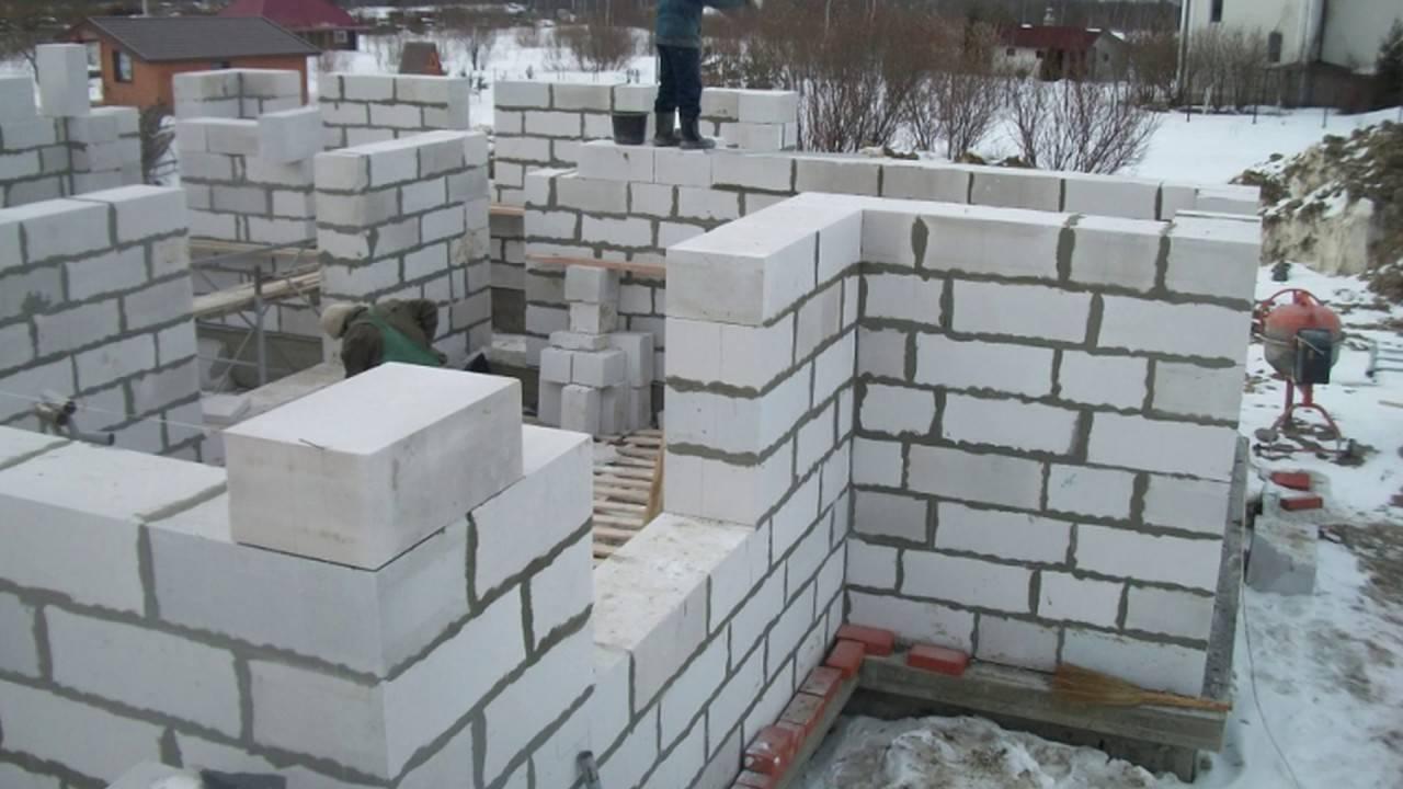 Газобетонные блоки — плюсы и минусы, характеристики, технология кладки своими руками