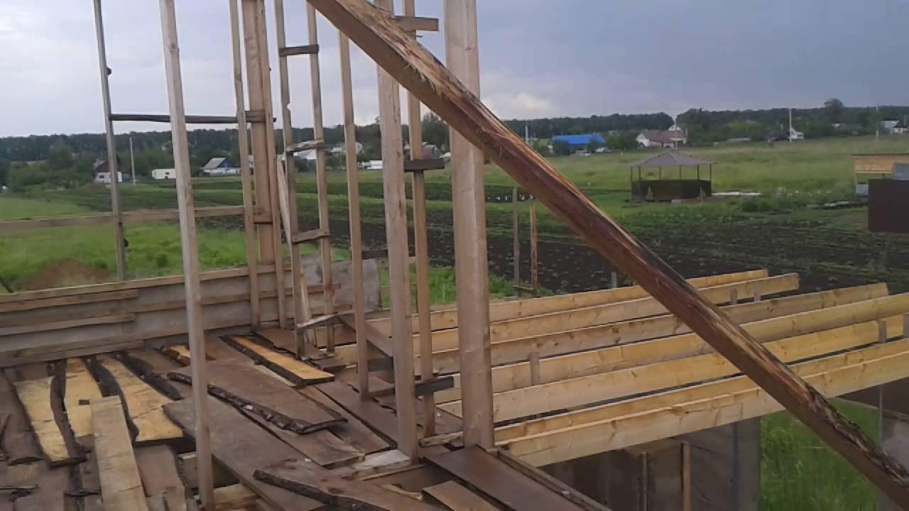 Строительство домов из опилкобетона