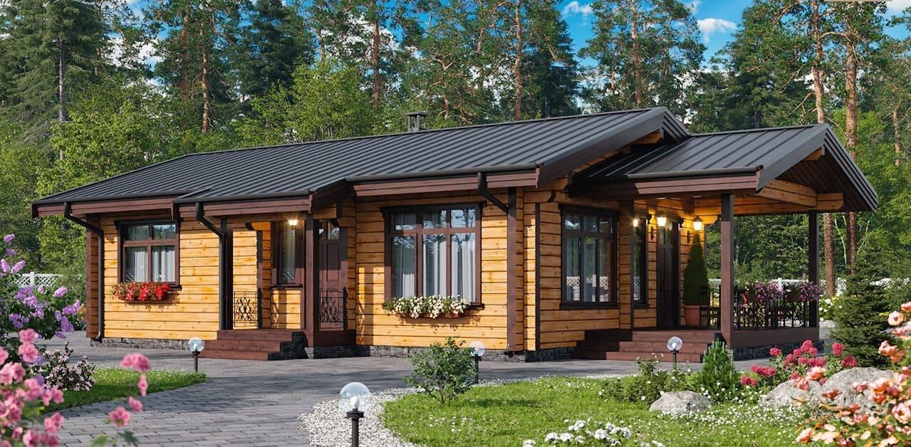 Проекты и планировка финских домов