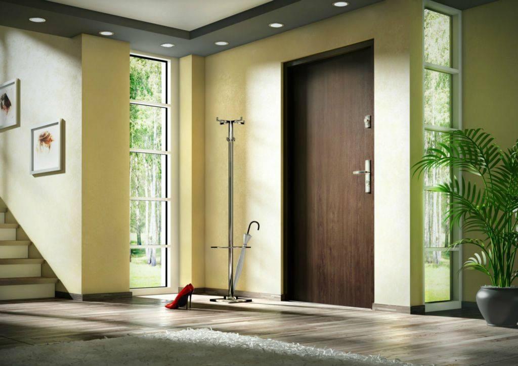 Как выбрать входную дверь для квартиры