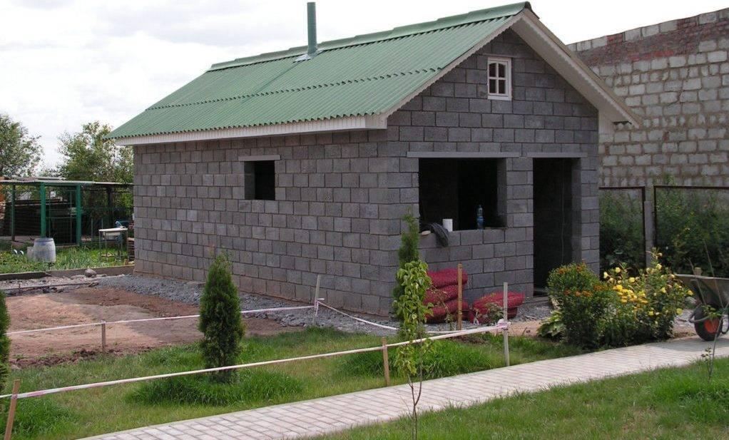 Дом из пеноблоков - 85 фото архитектуры построек из пеноблоков