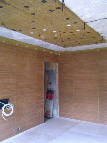 Шумоизоляция потолка: средство от дискомфорта, как и чем лечиться