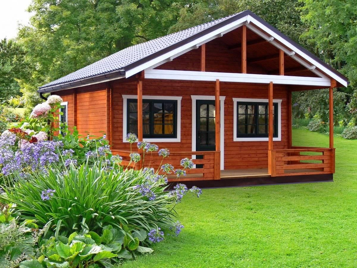 Дизайн интерьера частного деревенского дома