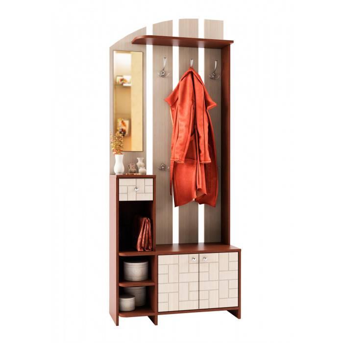Мебель в прихожую малогабаритную фото поможет сделать выбор