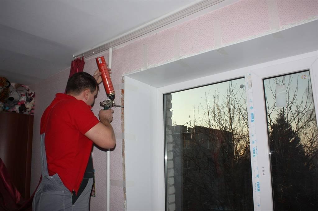 Наружные откосы на пластиковые окна: из металла и пластика, как отделать снаружи своими руками, как установить