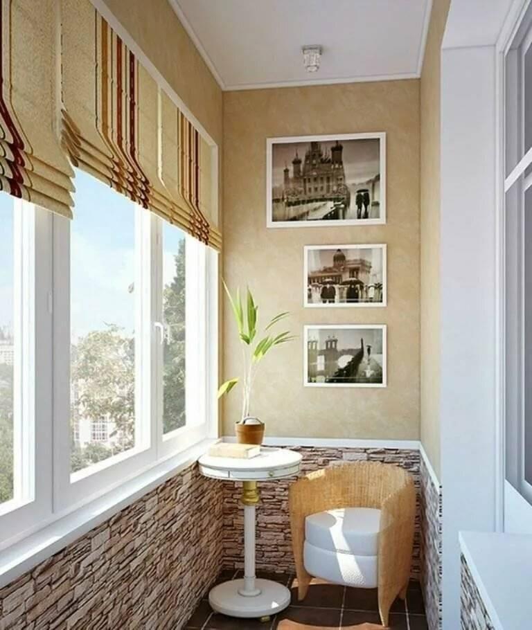 Внутренняя отделка балкона своими руками фото инструкция