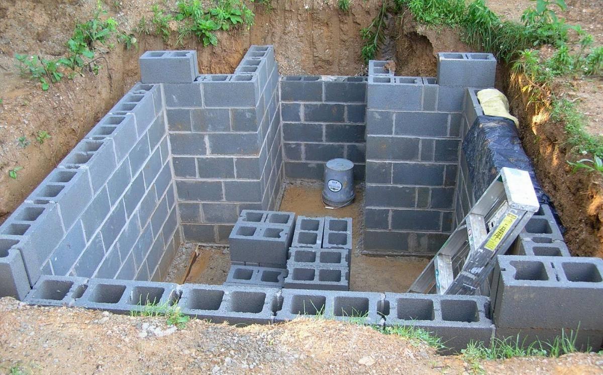 Наземный погреб (35 фото): как сделать надземный вариант на даче своими руками, как построить над землей - пошаговая инструкция