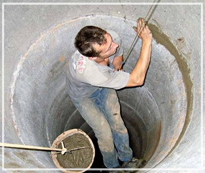 Как своими руками выкопать колодец на даче