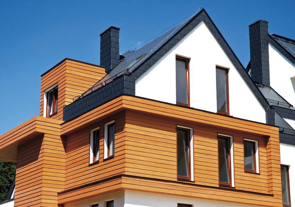 10 материалов для отделки фасада частного дома   строительный блог вити петрова